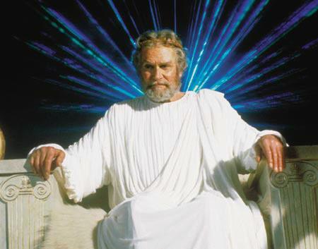 Zeus viihtyy discovalojen lähettyvillä.