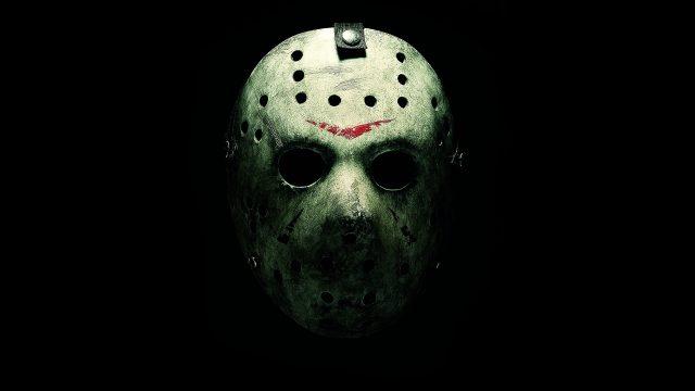 Friday the 13th -elokuvan maski.