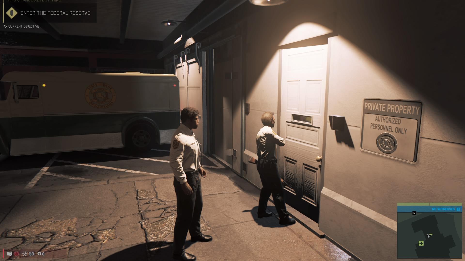 Pelin prologi on huikea. Se hakee innoituksensa GTA V:n moisesta, mutta toteuttaa sen eri tavalla.