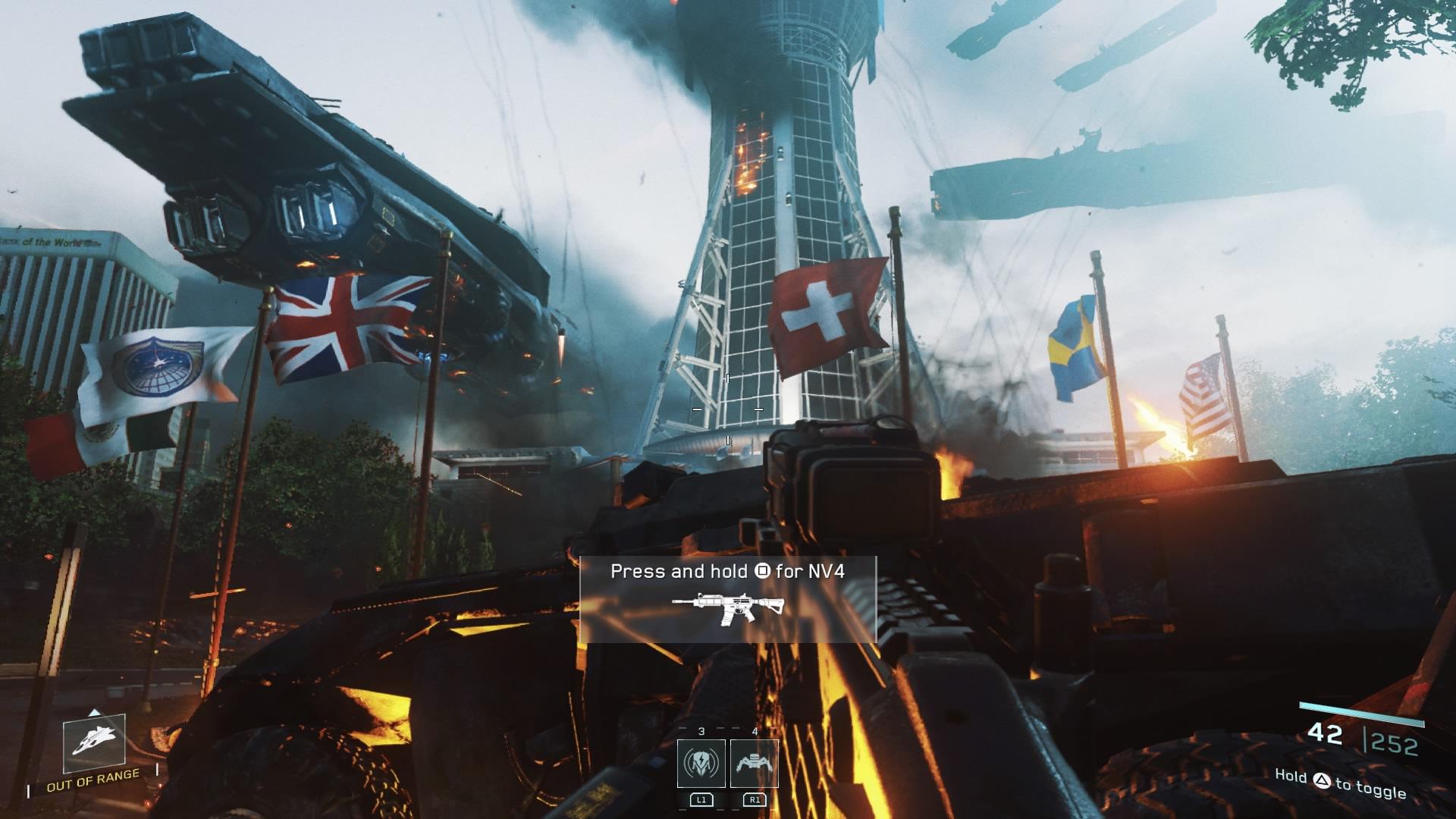 Pelin grafiikka ottaa jälleen rehellisen harppauksen eteenpäin CoD-pelien saralla.