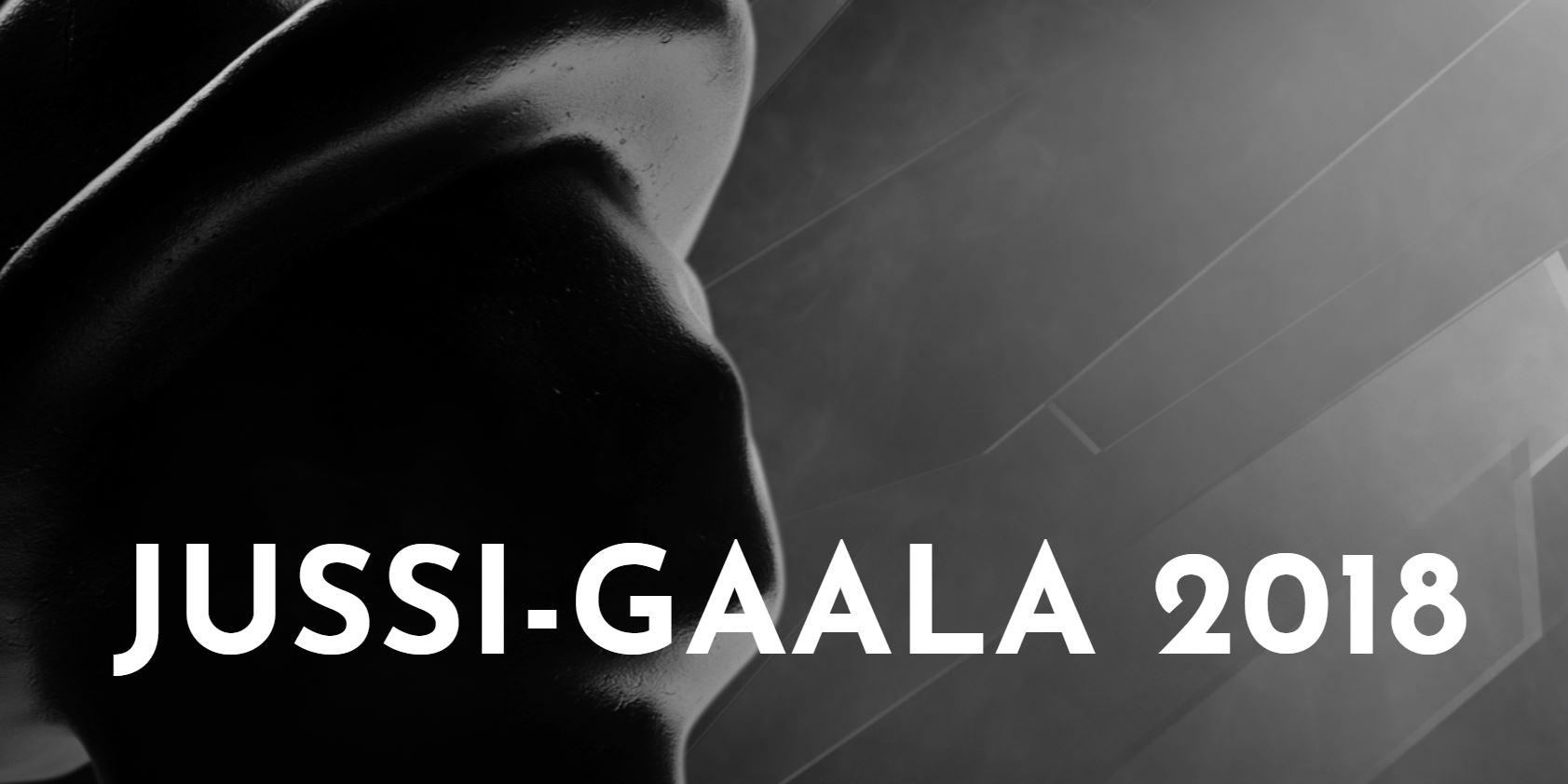 Jussi gaala 2020