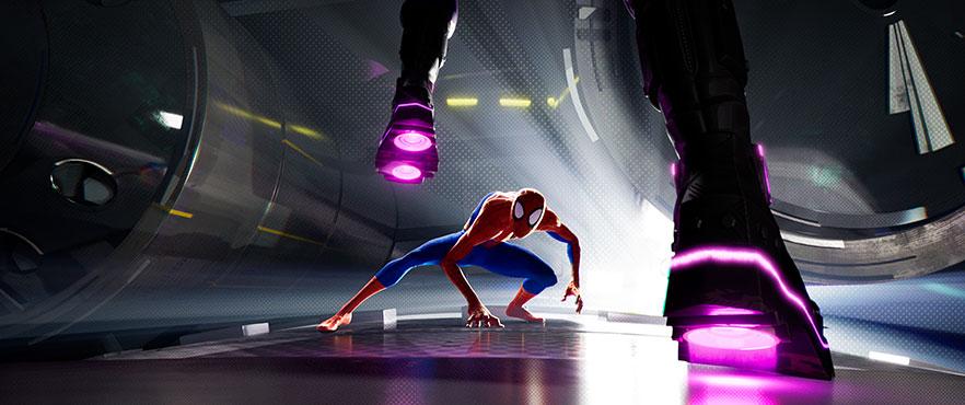 Spider-Man: Kohti Hämähäkkiversumia
