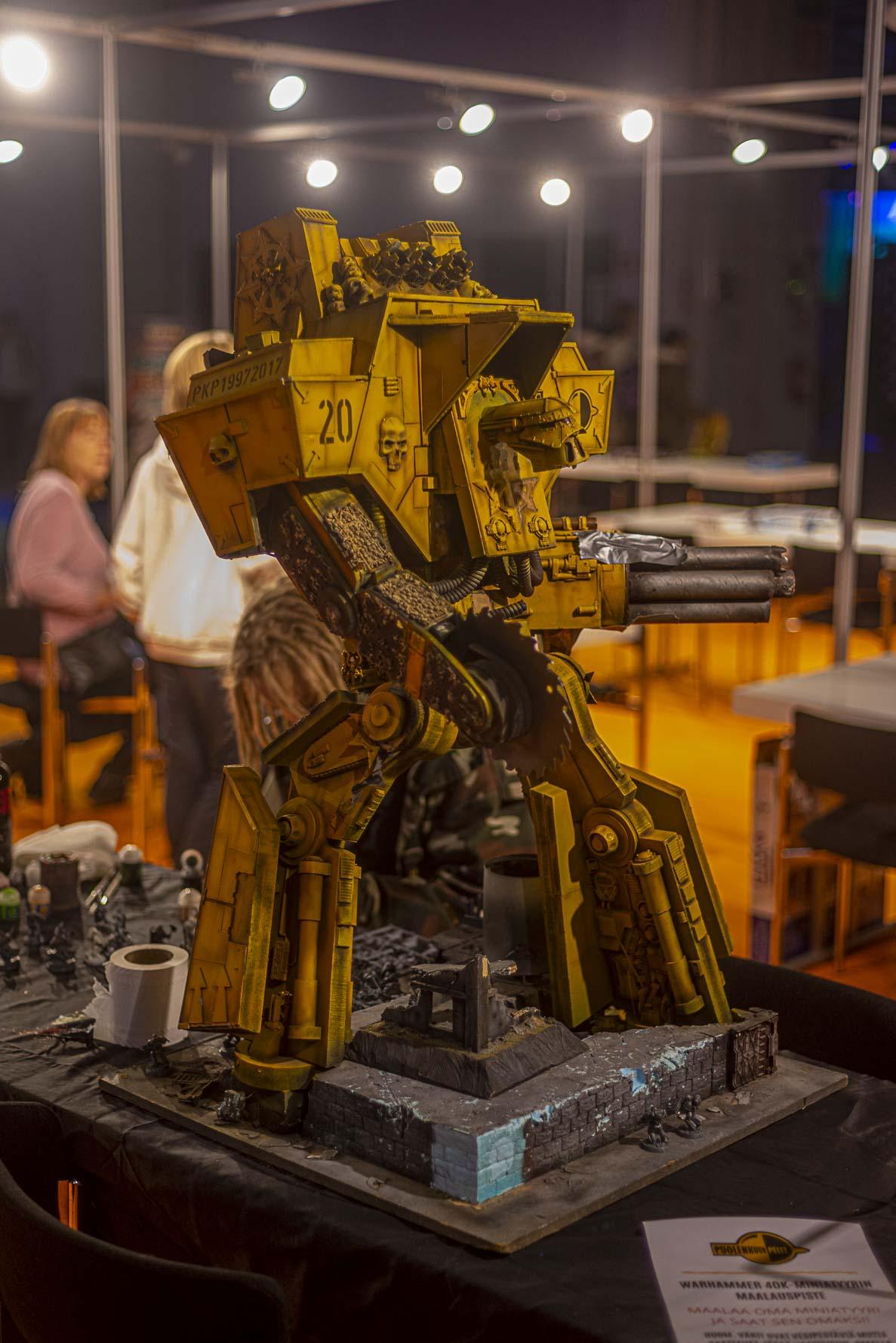 Warhammer-rakennelma