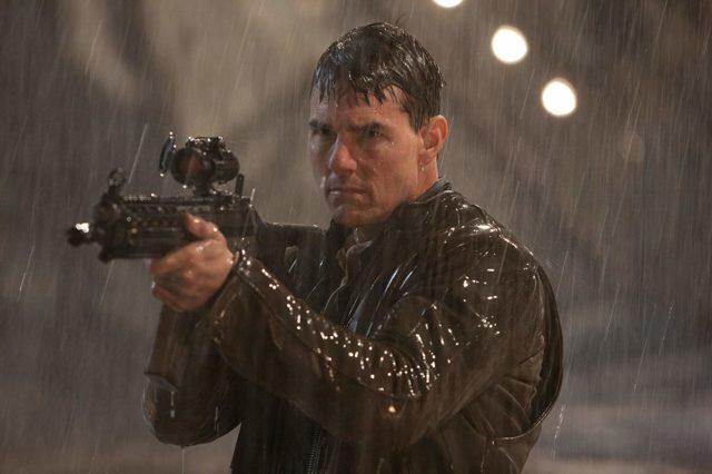 Tom Cruise Jack Reacherina.