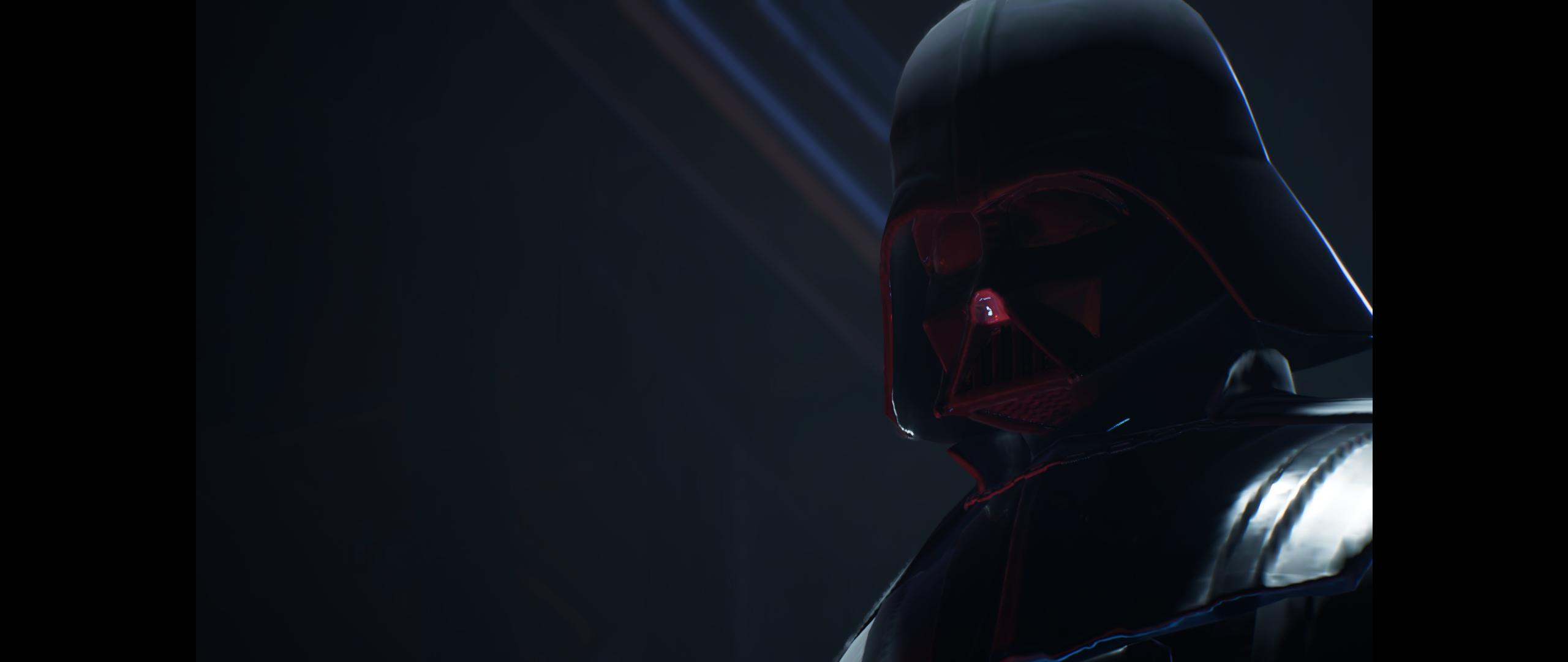 Star Wars Jedi: Fallen Order -pelin Darth Vader.