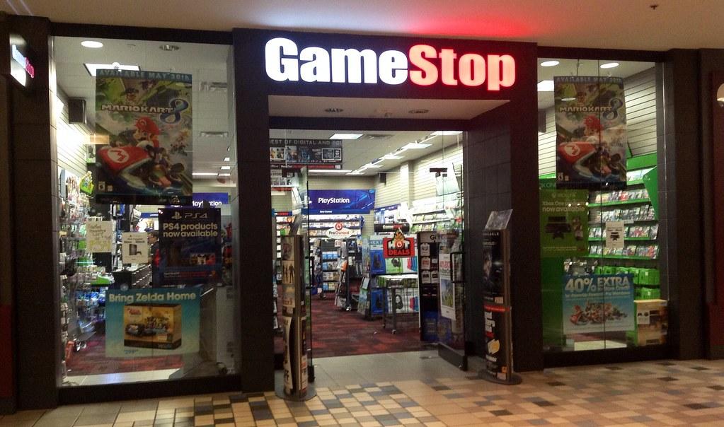 Gamestop Fi